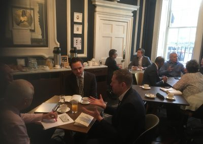 Ecosystems discussion in Soho: my takeaways